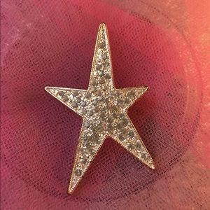 Jewelry - Vintage STAR pin/ brooch